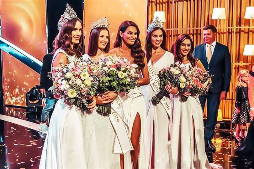 MISS UNIVERSE SLOVAKIA 2019! - UPDATE! - Page 2 Gxrzwb10