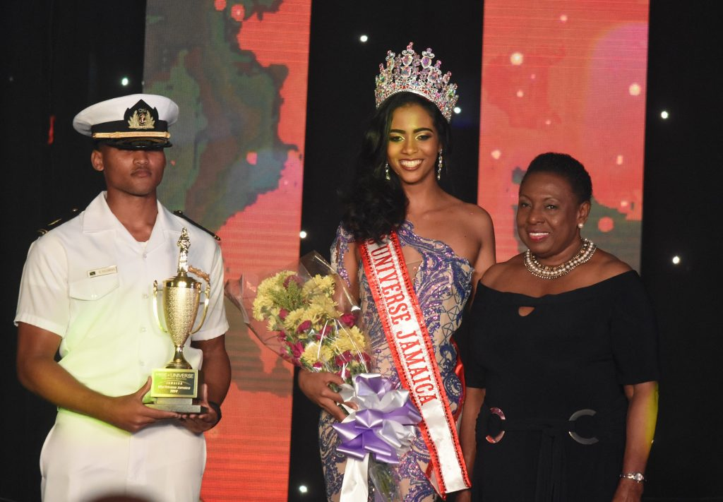 Iana Tickle Garcia (JAMAICA 2019) Miss-u15