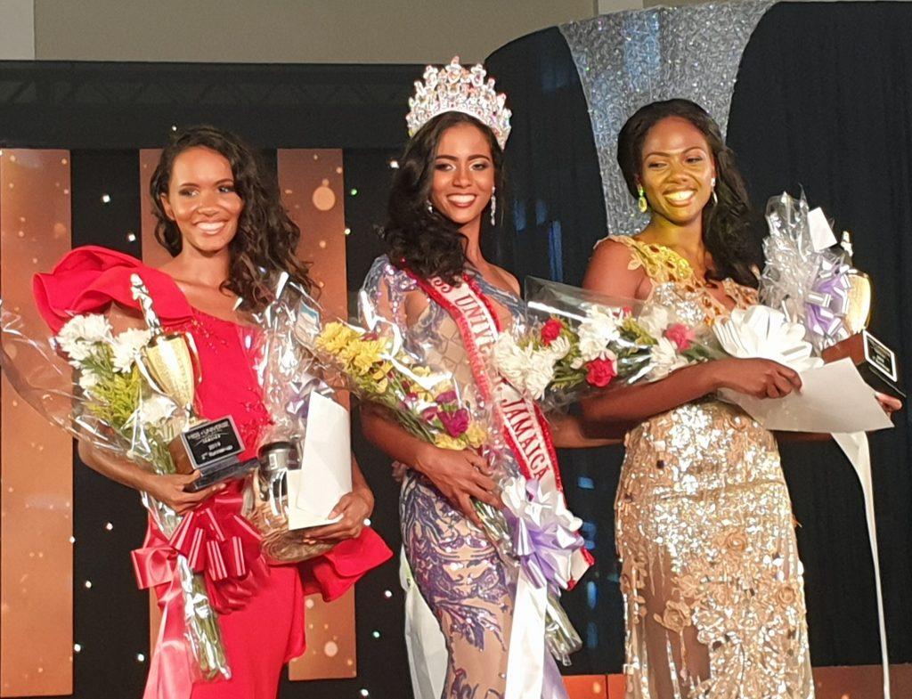 Iana Tickle Garcia (JAMAICA 2019) Miss-u16