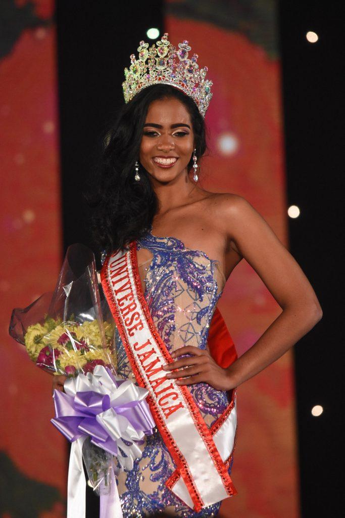 Iana Tickle Garcia (JAMAICA 2019) Miss-u17