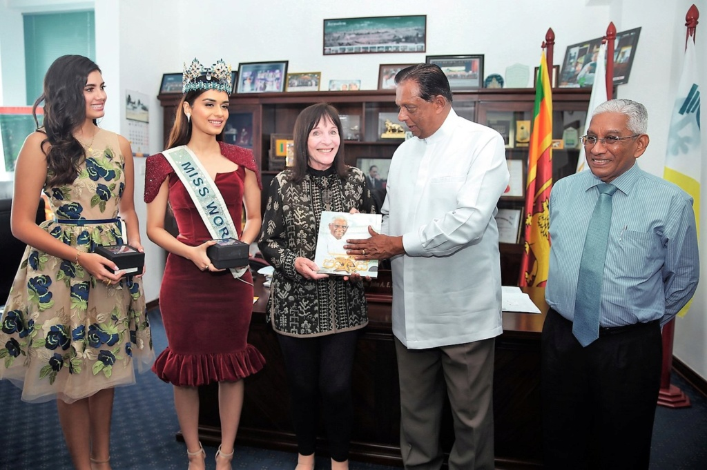 Thailand or Mauritius to host Miss World 2020? Misswo10