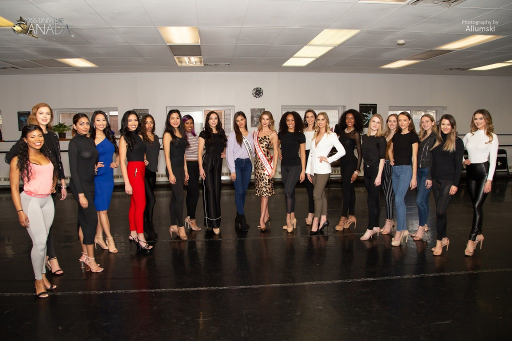 Road to MISS UNIVERSE CANADA 2019! Mucmar10