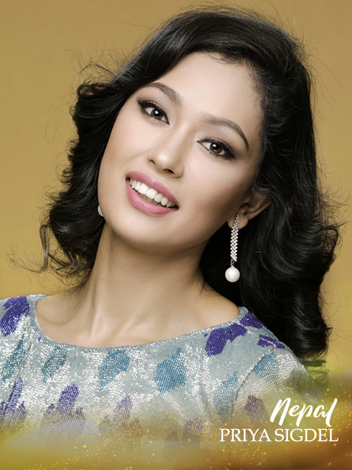 Round 49th : Miss Earth 2018 Nepal10