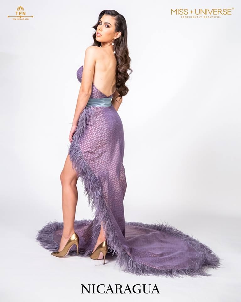 © Miss Universe 2018  © Thai Silk Portraits  ©  Nicara11
