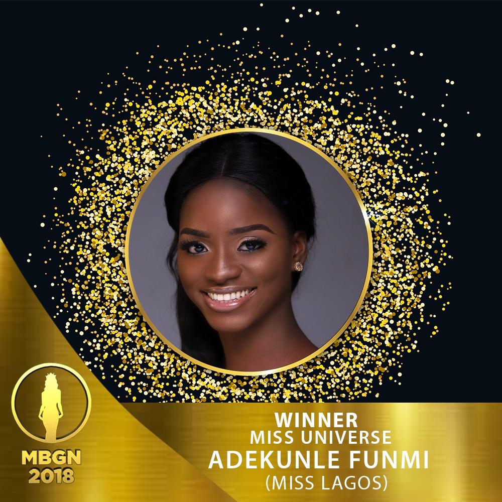 Most Beautiful Girl in Nigeria 2018 Winners Nigeri11