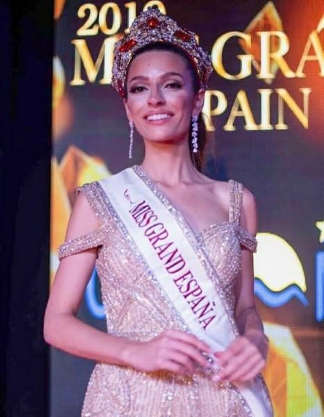 Ainara De Santamaría (SPAIN EARTH 2017 & GRAND INTERNATIONAL 2019) Spaing10