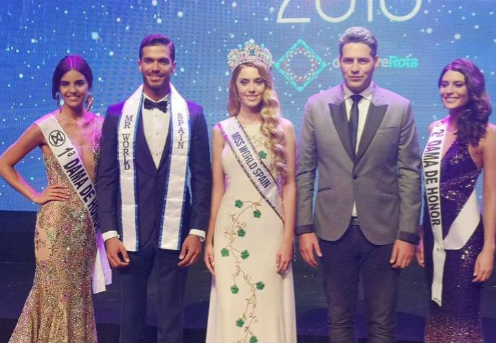 Road to MISS WORLD SPAIN 2018 - is Amaia Izar Leache of Navarra Spn210