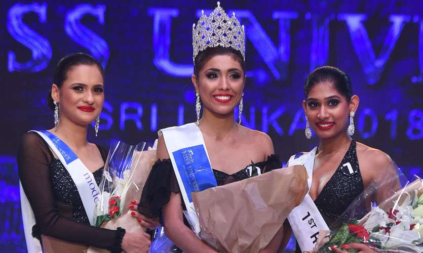 Ornella Gunesekere (SRI LANKA INTERNATIONAL 2010, GRAND INTERNATIONAL 2015, SUPRANATIONAL 2016 & UNIVERSE 2018) Sri10