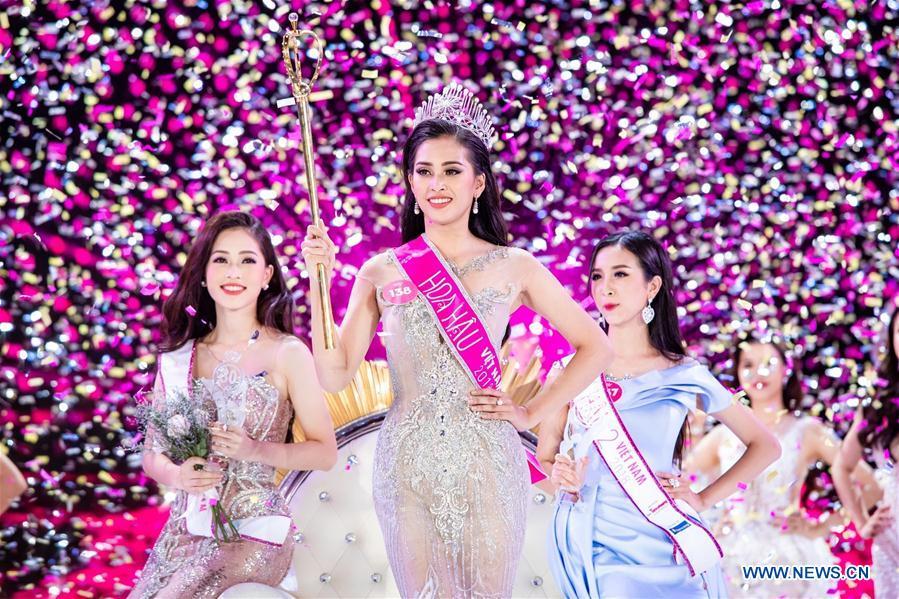 Tran Tieu Vy (VIETNAM 2018) Vietna10