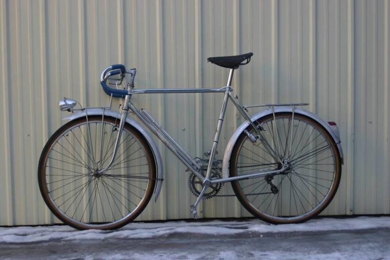 Vélo routier BLONDIN 49260510