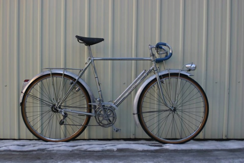 Vélo routier BLONDIN 49784210
