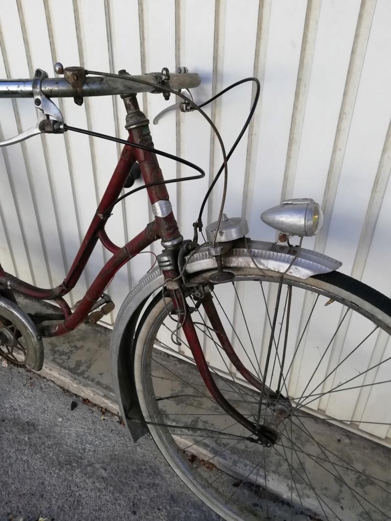 vélo dame cycles VIOLET , villeurbanne Img_2415