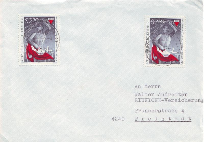 Sammlung Bedarfsbriefe Österreich ab 1945 - Seite 2 197710