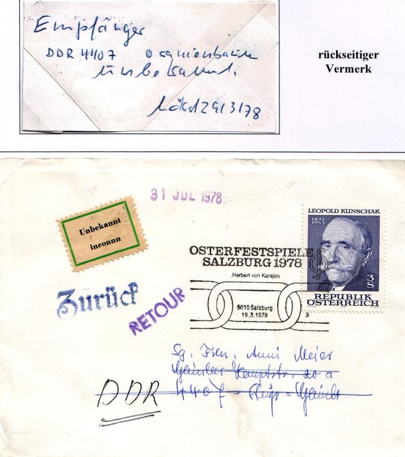 Sammlung Bedarfsbriefe Österreich ab 1945 - Seite 2 197810