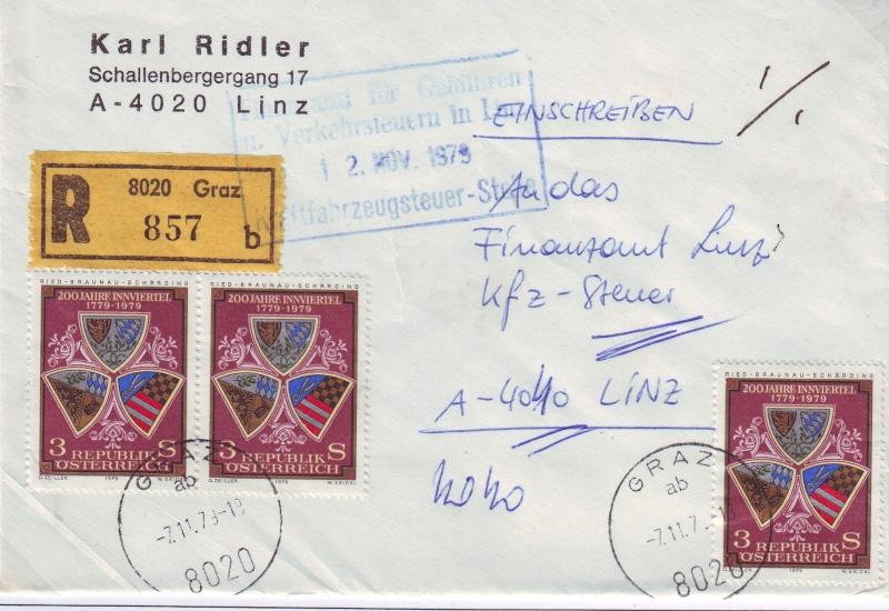 Sammlung Bedarfsbriefe Österreich ab 1945 - Seite 2 197910