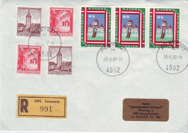Sammlung Bedarfsbriefe Österreich ab 1945 - Seite 2 198210