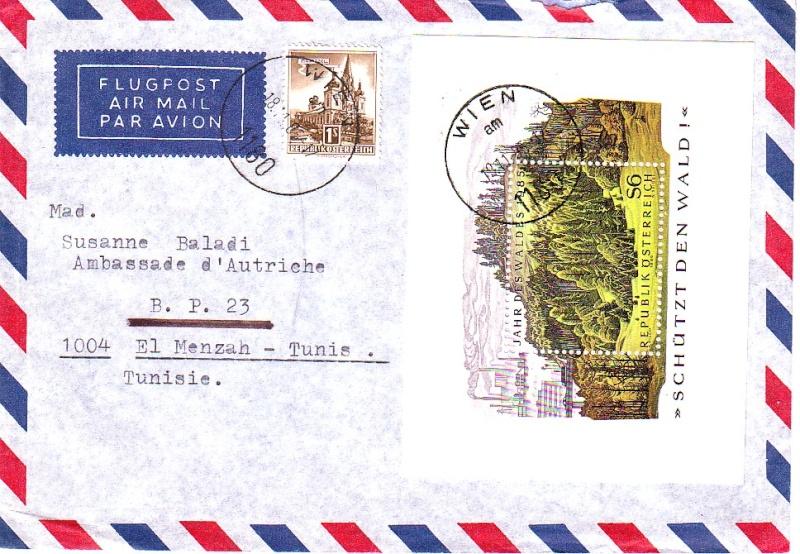 Sammlung Bedarfsbriefe Österreich ab 1945 - Seite 2 198510