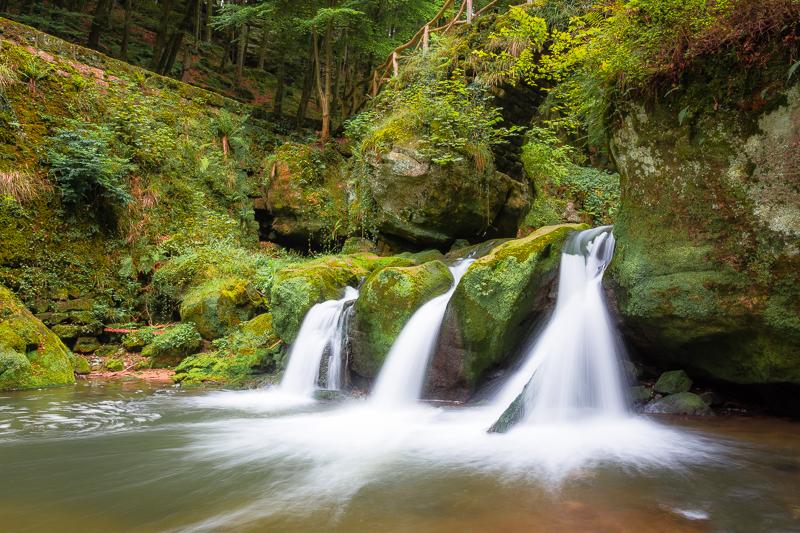La cascade du Mullerthal  162_fo10