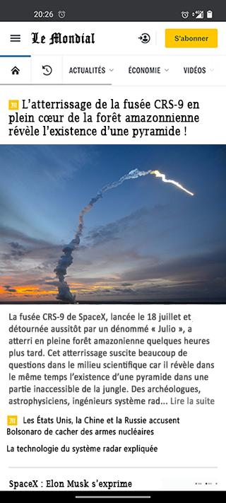 Réseau Le Monde