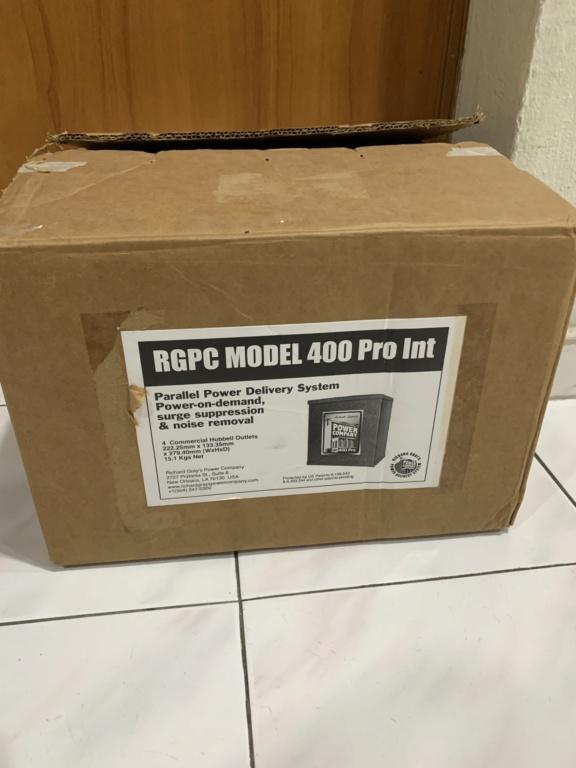 Richard Gray Power Company 400 Pro Img_4312