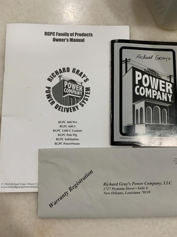 Richard Gray Power Company 400 Pro Img_4313