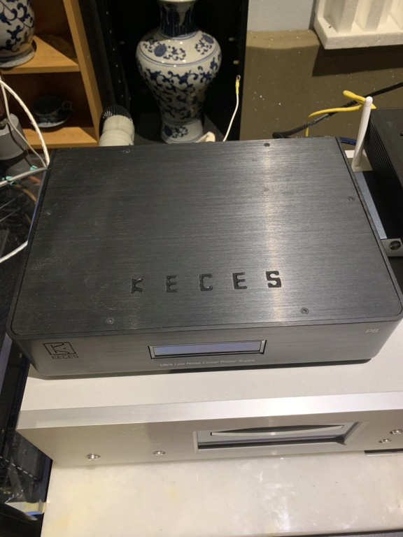 Keces P8 Linear Power Supply (SOLD) Img_4810