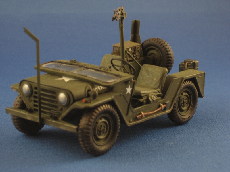 M151A1 Ford MUTT M-151a10