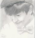 Kiki's art :D Onew110