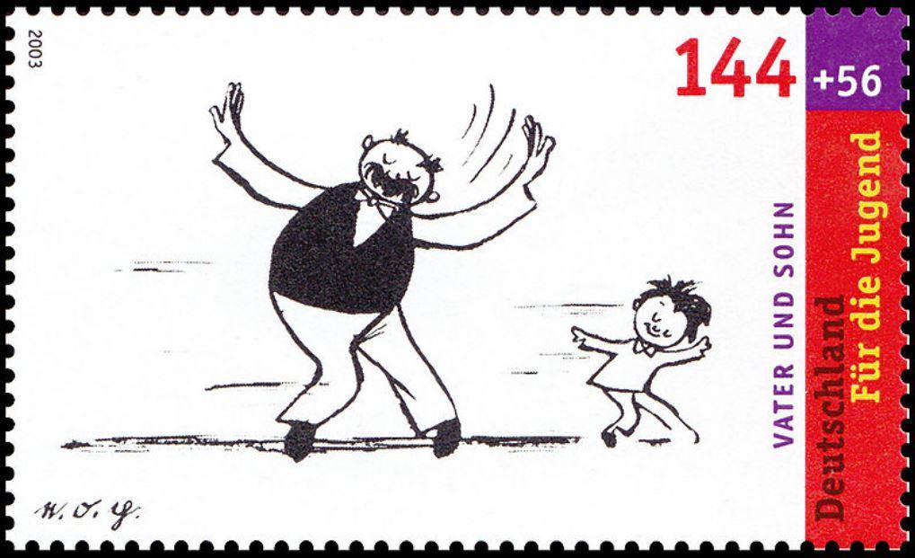 Briefmarken - Briefmarken-Kalender 2018 - Seite 14 1213_v10