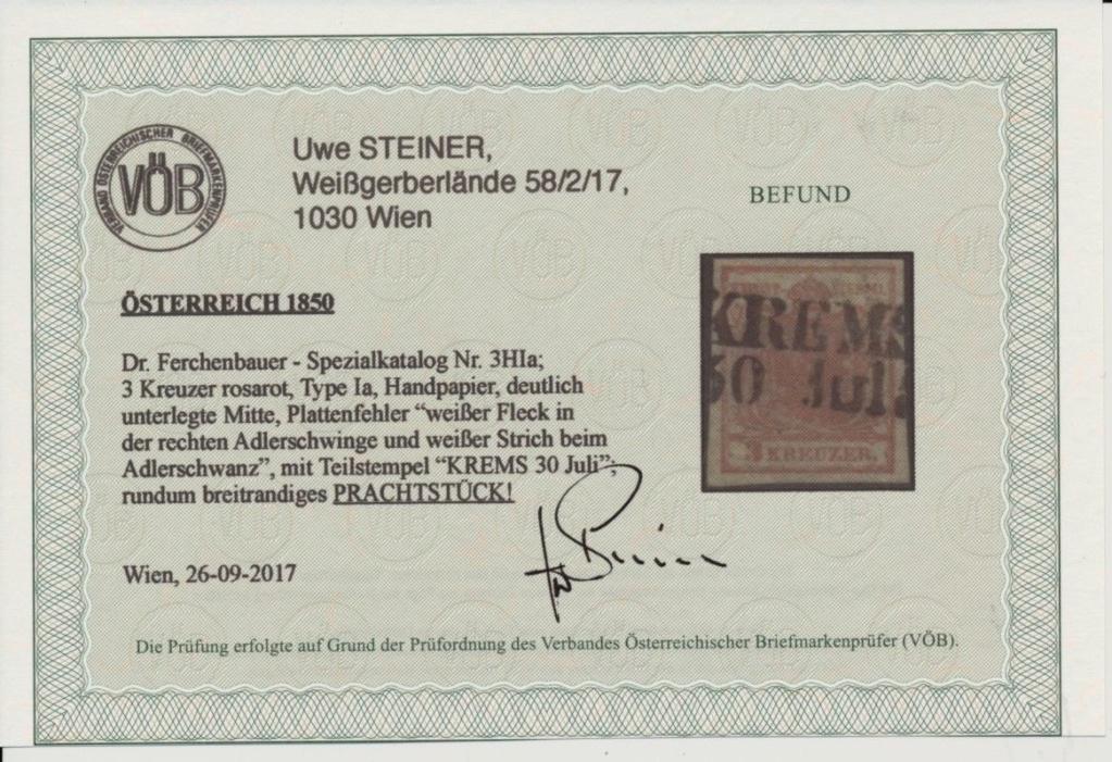 Die erste Österreichische Ausgabe 1850 - Seite 20 1850_i11