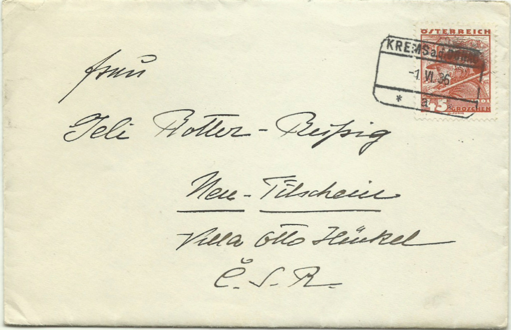 Bahnhofbriefkastenstempel 19360610