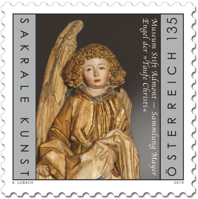 """Museum Stift Admont - Engel der """"Taufe Christi"""" 4_admo10"""