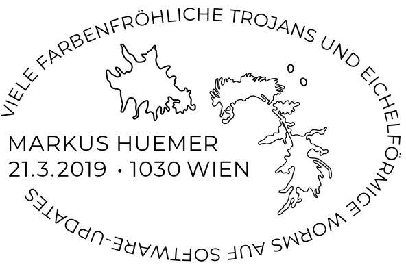 Sondermarke Markus Huemer - Moderne Kunst 4s_sm_10