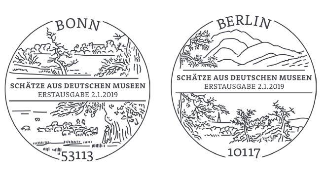 Neuausgaben 2019 Deutschland Baum_s10