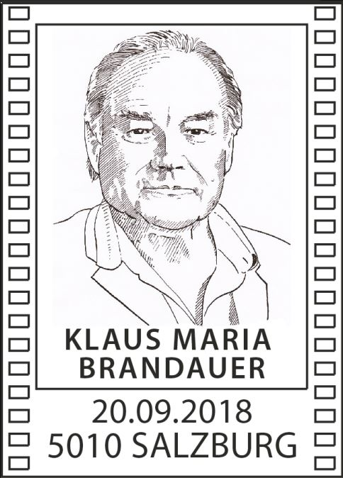 Sondermarke Klaus Maria Brandauer Branda12