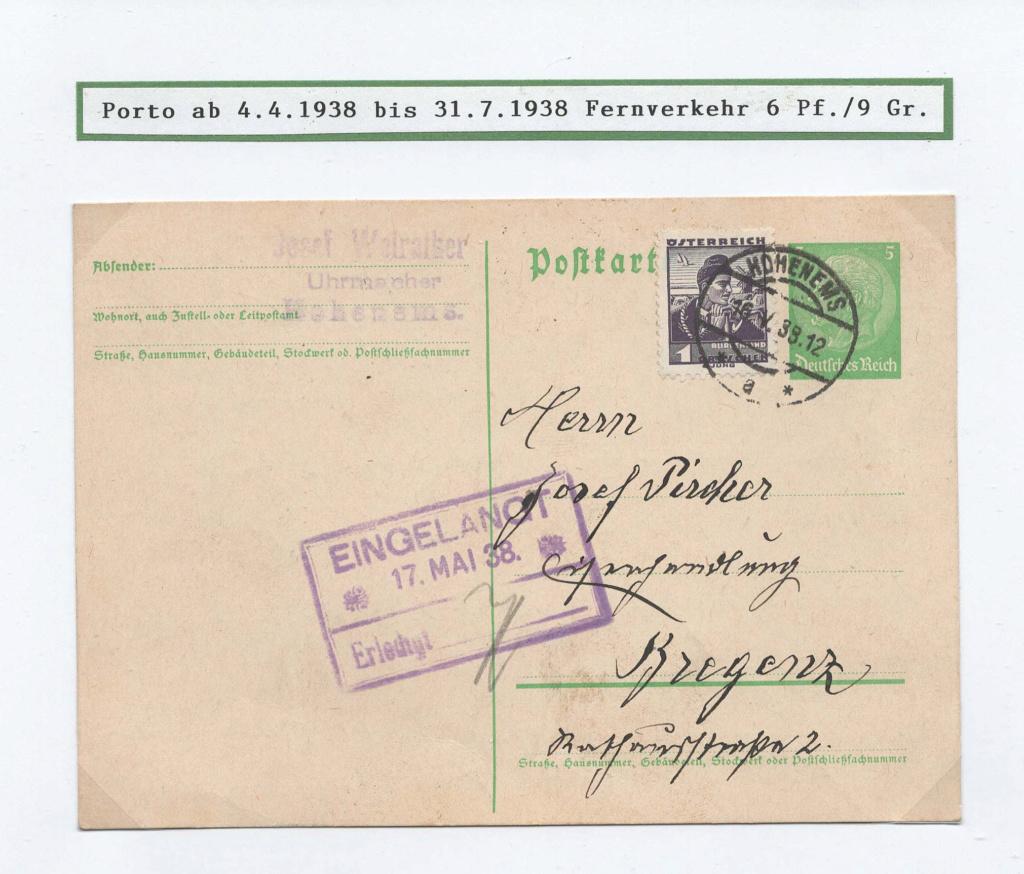 Österreich im III. Reich (Ostmark) Belege - Seite 15 Dz_mis10