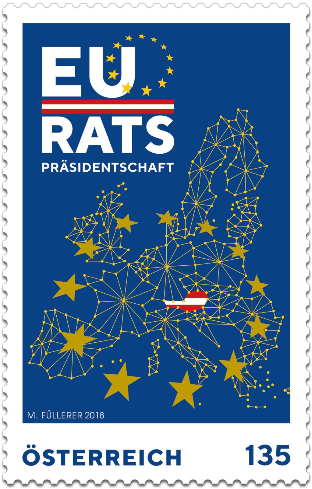 Sondermarke EU Ratspräsidentschaft Eu_mar10