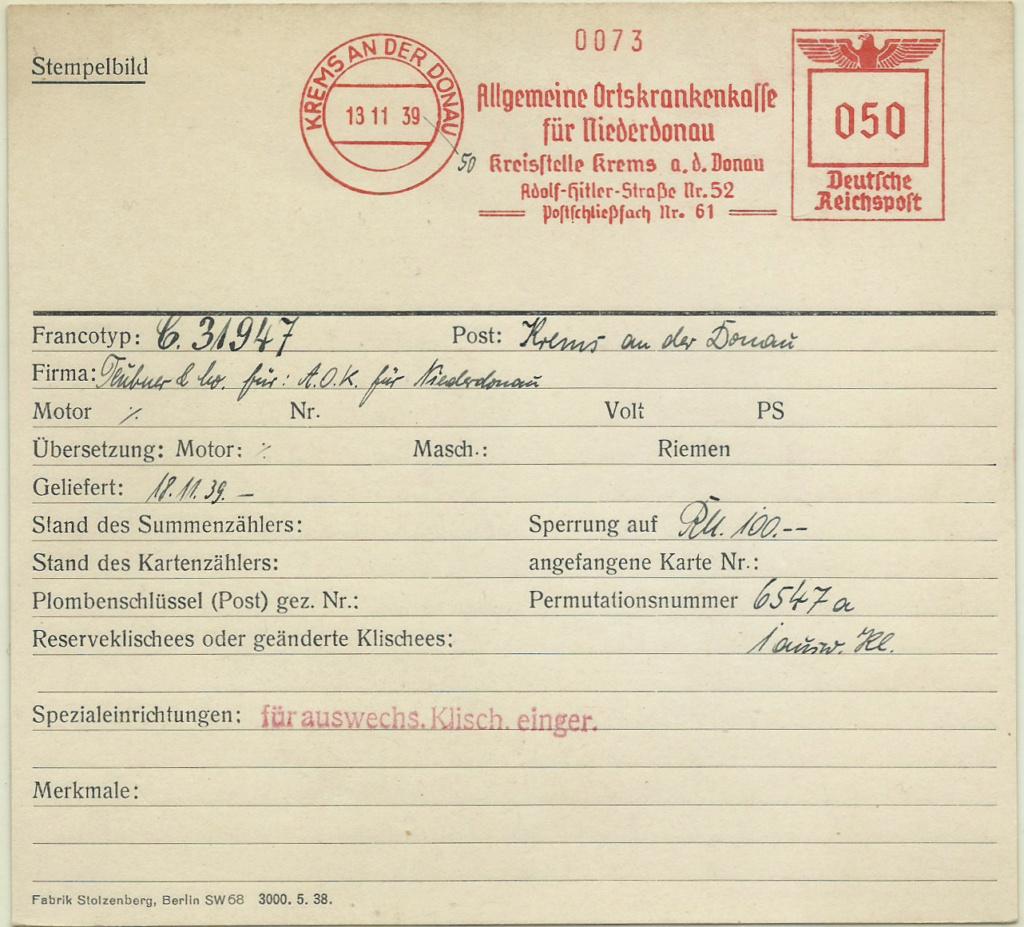 Österreichische Absenderfreistempel  - Seite 2 Franco10