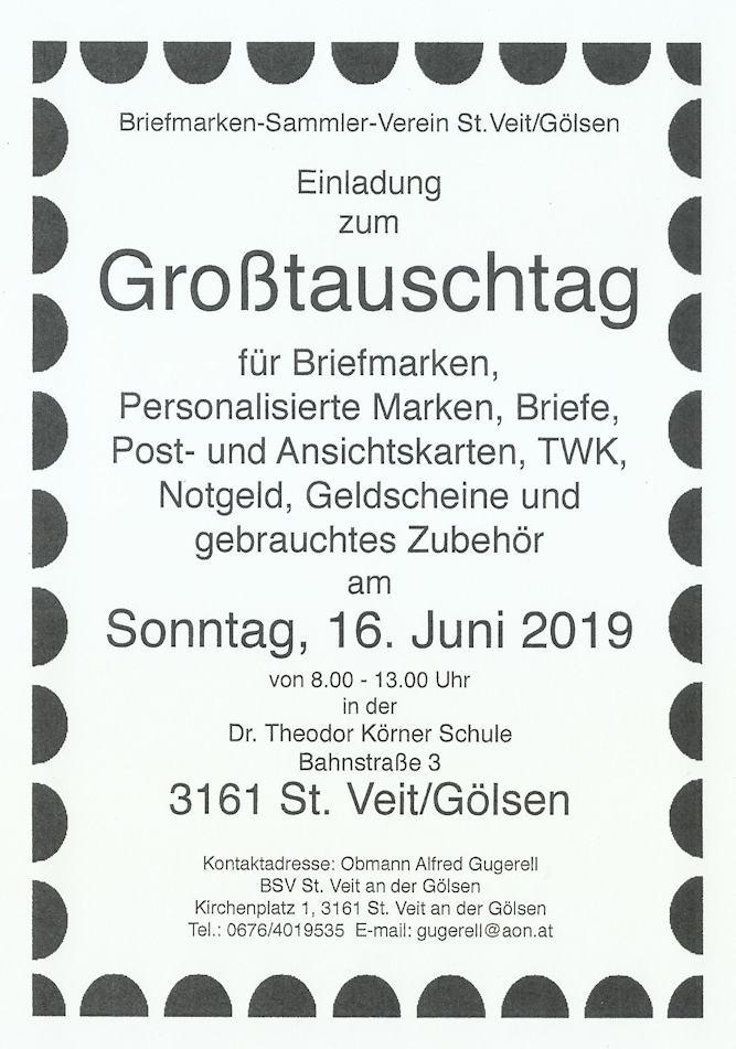 Großtauschtag St.Veit/Gölsen Gtt_st10