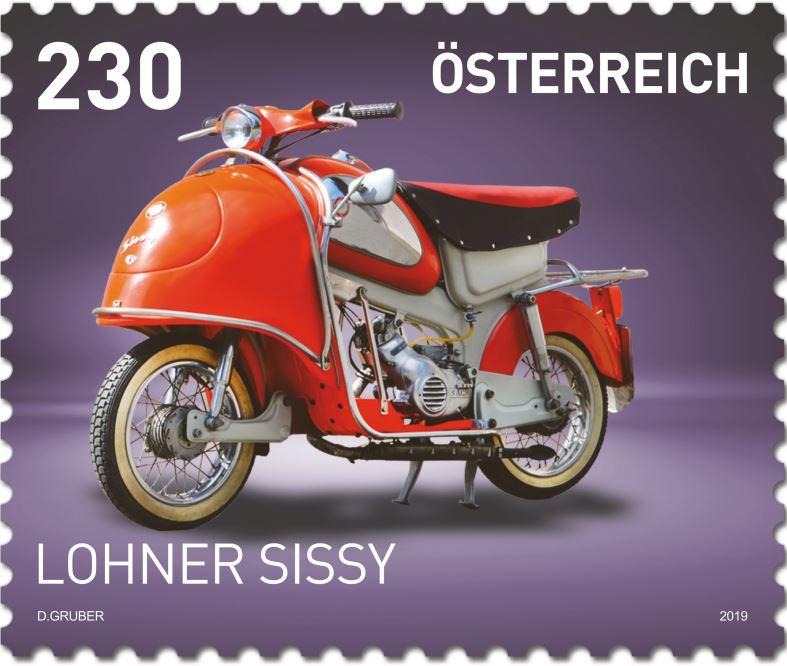 Sondermarke Lohner Sissy Lohner10