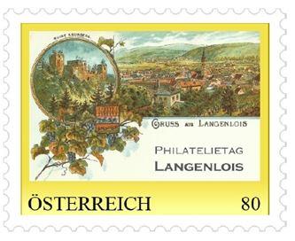 Philatelietag 3550 Langenlois Philat10
