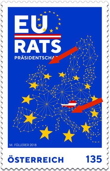 Sondermarke EU Ratspräsidentschaft Rats_m10