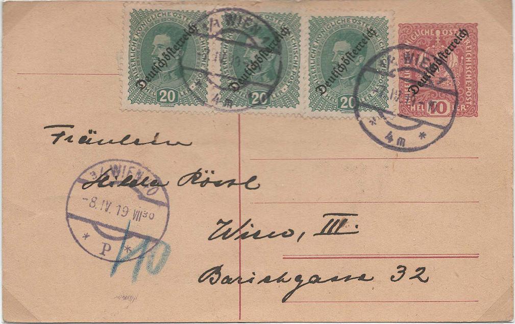 Österreichische Rohrpost der 1. Republik Rohrpo10