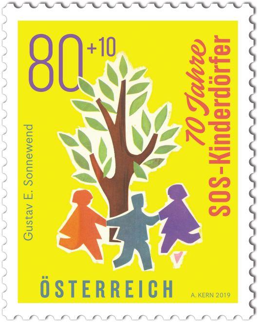 Sondermarke 70 Jahre SOS-Kinderdörfer Sos_ki10