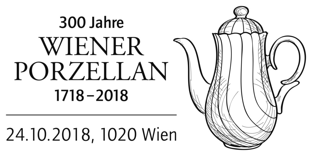 Sondermarke 300 Jahre Wiener Porzellan Sst_3010