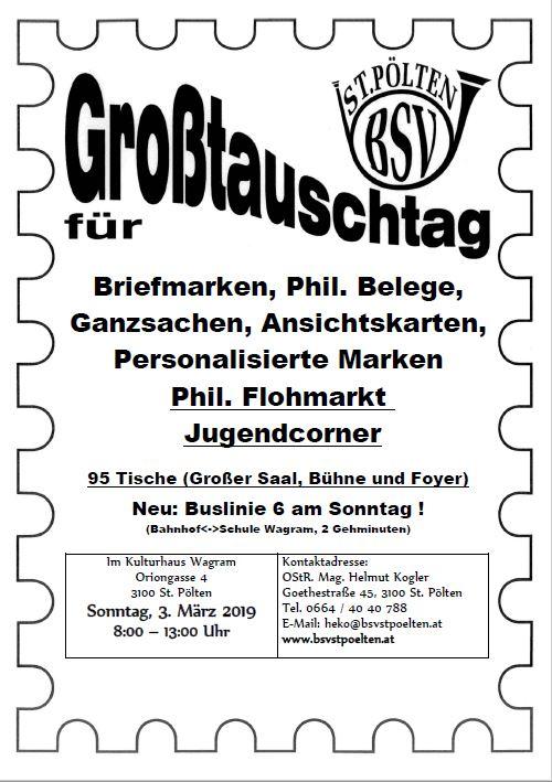 Großtauschtag St.Pölten Tausch10
