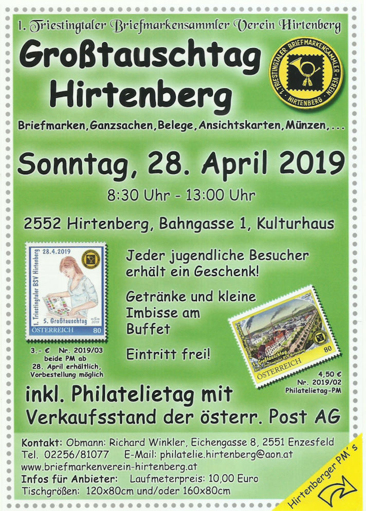 Großtauschtag Hirtenberg 28. April 2019 Tt_hir10