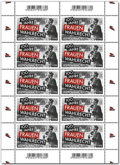 Neuausgaben 2019 Deutschland Wahl_b10