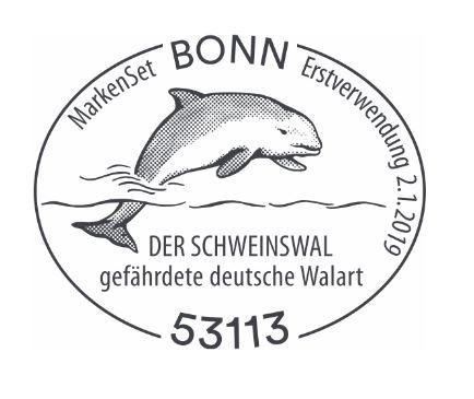 Neuausgaben 2019 Deutschland Wal_se10