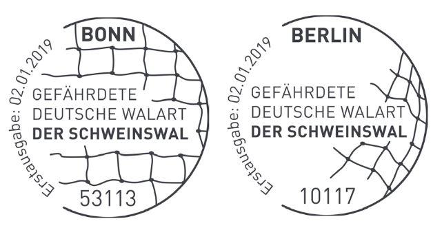 Neuausgaben 2019 Deutschland Wal_st10